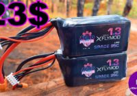 Аккумуляторы Acro Power Space 1300mah 4s 14.8V 95C! Flymod!