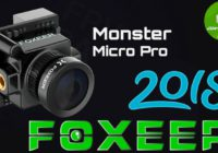 Современная CMOS Камера — Foxeer Monster Micro Pro! 25$ Surveilzone.com