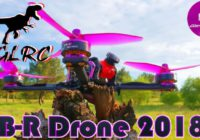 Облет Нового FPV Квадрокоптера — 3B-R/HGLRC/Foxeer 2018!