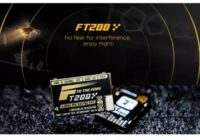 T-motor FT200 5.8G 25/50/200/500mW Switchable FPV Racing VTX