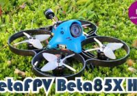 Мой первый CineWhoop — BetaFPV Beta85X HD CineWhoop Drone!