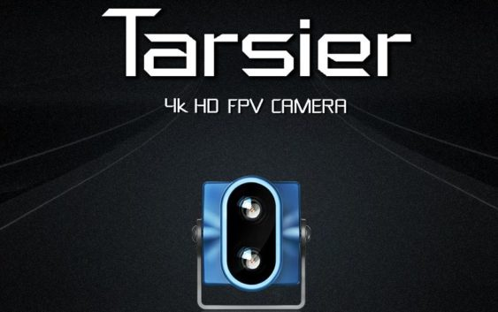 Double Caddx Tarsier 4K FPV camera!