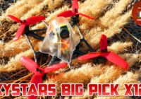 FPV Квадрокоптер — Skystars Ghost Rider Big Pick X120 под 4s!