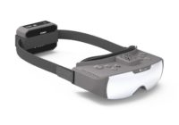 Новые FPV Очки Xflip Modular 1024*768 OLED Display FOV 42 Degree With DVR 2 Receiver